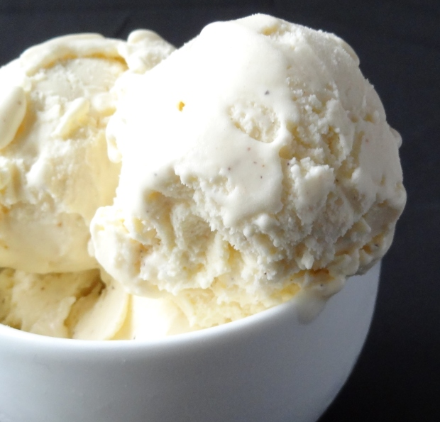 nutmeg ice cream